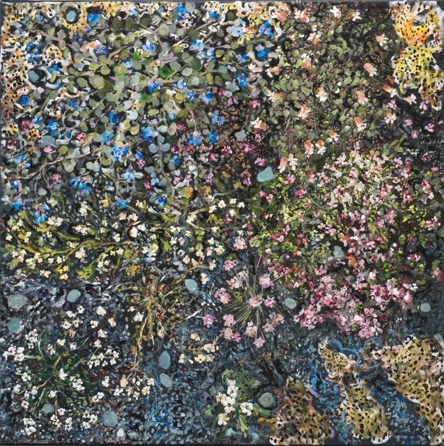 , 'Vegetation - Surtsey,' 2017-2018, Gallerí Fold