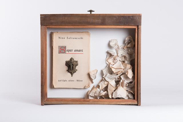, 'Saper Amare,' 2018, Luisa Catucci Gallery