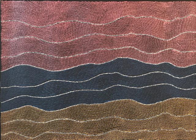 , 'Flora Nakamarra Brown - Mina Mina Dreaming - Ngalyipi #1081-17ny ,' 2017, Flinders Lane Gallery