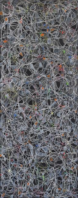 Petra Rös-Nickel, 'Crazy Black', 2018, Artspace Warehouse