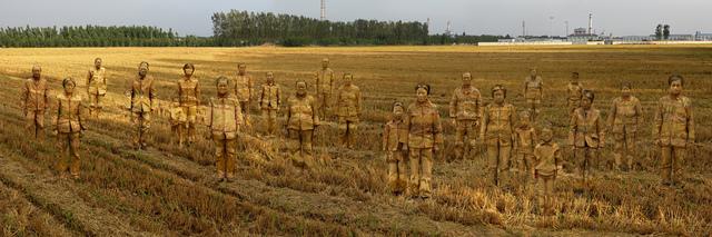 , 'Village,' 2013, Galería RGR