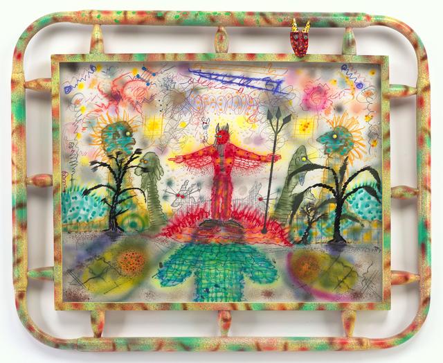 , 'Drawing,' 1990, Brian Gross Fine Art