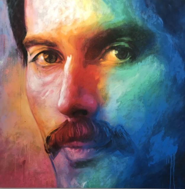 , 'Freddie Mercury,' 2017, Galeria Contrast