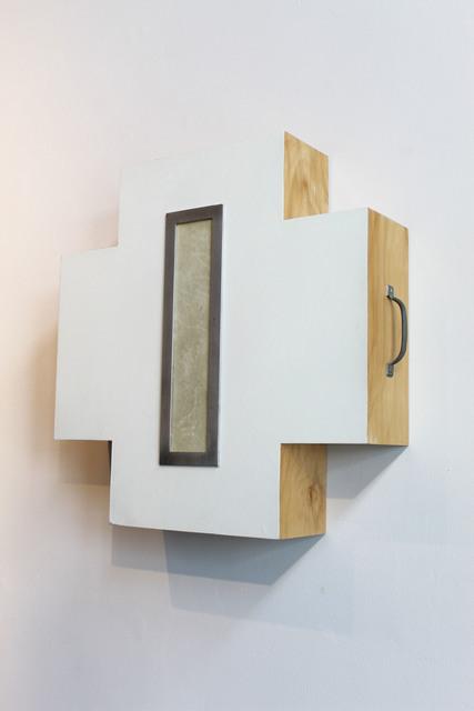 , 'White Crossbox,' 1998, Ruiz-Healy Art