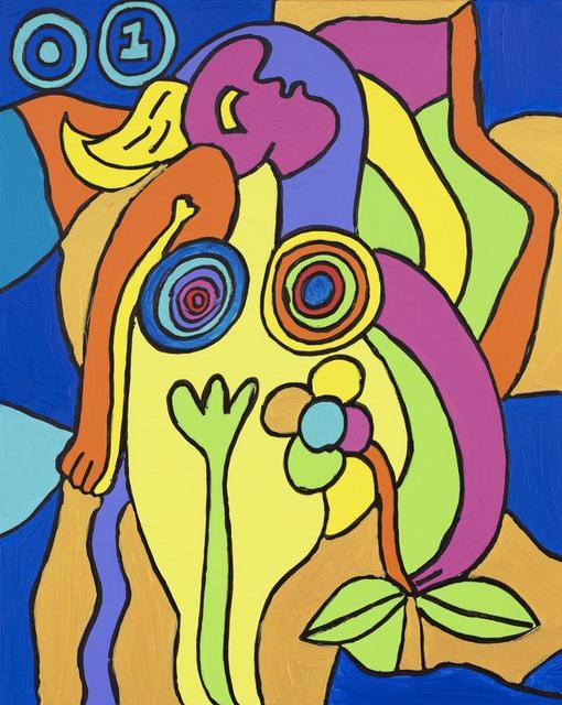 , 'My Flowers,' 2014, Artrue Gallery