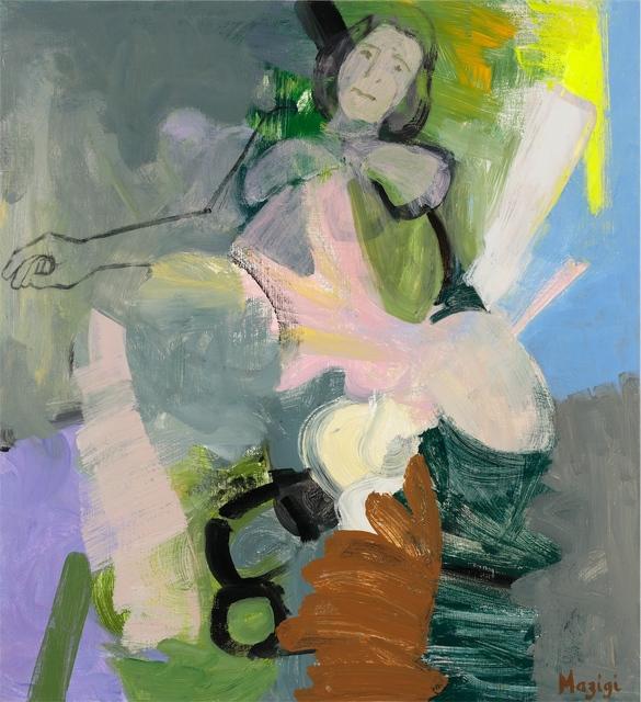 , 'Gloria's secret,' 2016, Art On 56th
