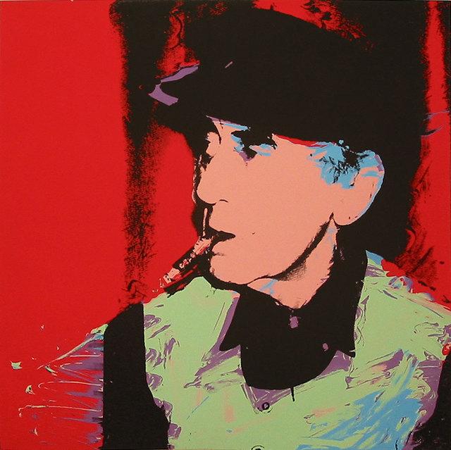 Andy Warhol, 'Man Ray II.148', 1974, Hamilton-Selway Fine Art