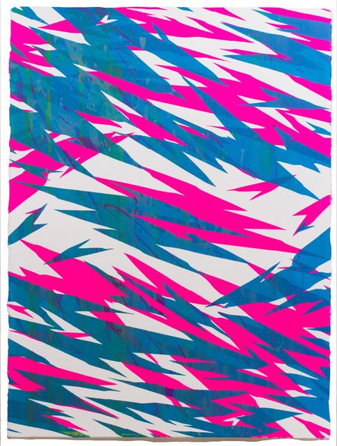 Devon Tsuno, 'Watershed No. 25 (framed)', 2018, LAUNCH LA