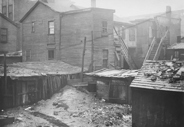 Lewis Wickes Hine, 'Chicago Tenements', 1910, Elizabeth Houston Gallery