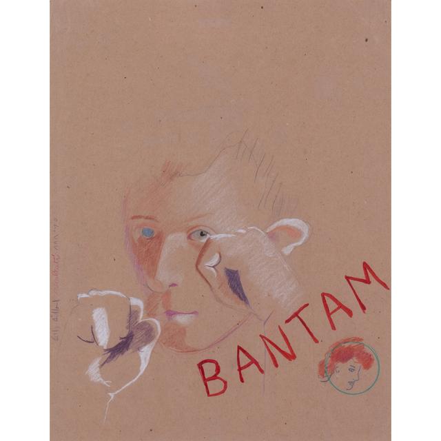 Gilles Aillaud, 'Bantam', 1996, PIASA