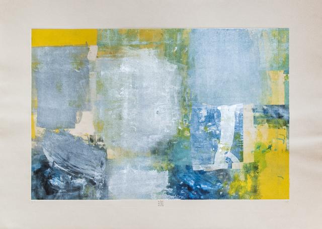 Karin Bruckner, 'ChannelingDiebenkorn', 2013, Susan Eley Fine Art