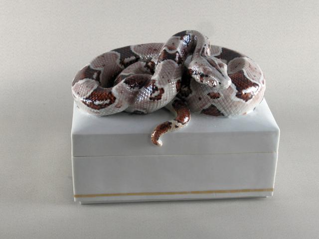 , 'BOX Snake,' 2016, Villa Domus