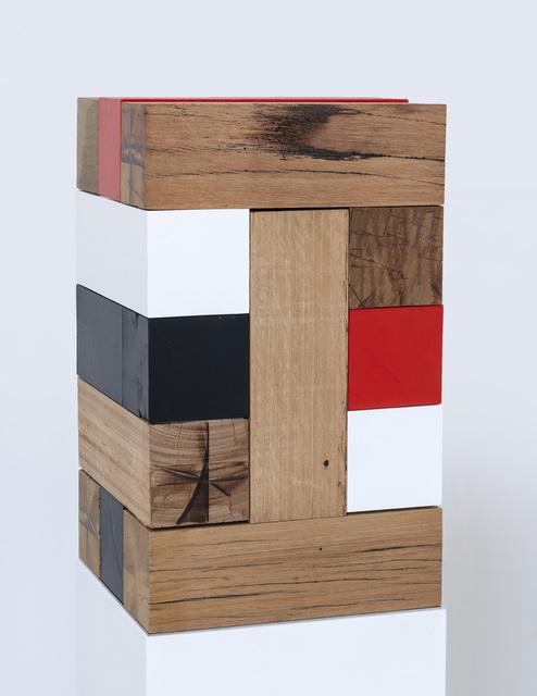 , 'Postantecedent 2012-2017:18,' 2017, Charles Nodrum Gallery
