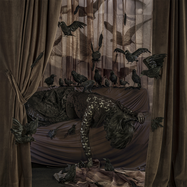 , 'A Murder of Crows,' , Catherine Couturier Gallery