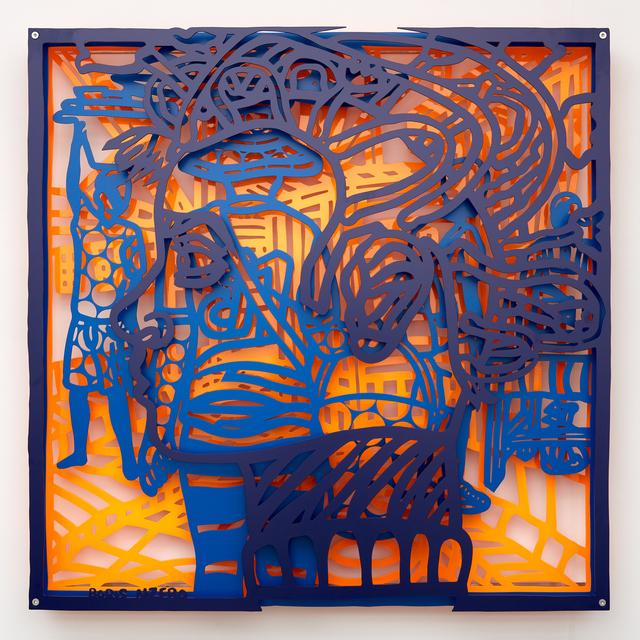 Boris Nzebo, 'Speed Demon 1', 2019, Jack Bell Gallery