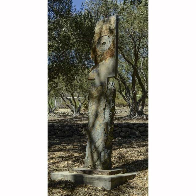 Paul E. Brown, '[ 57 ] Menhir #21', ÆRENA Galleries and Gardens