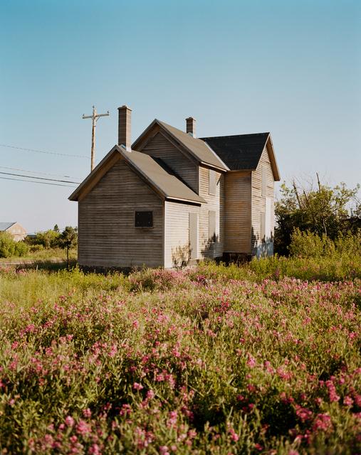 , 'House in Field,' 2005-2018, Huxley-Parlour