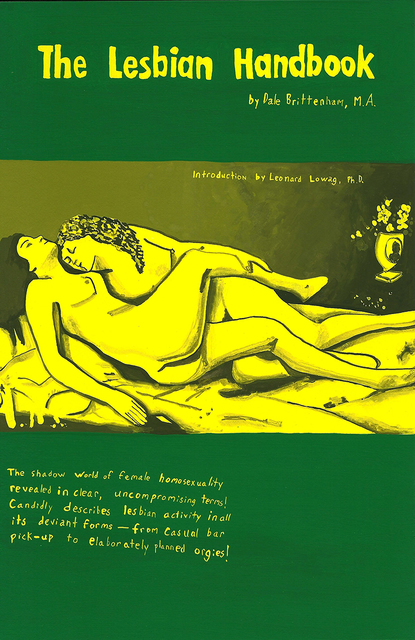 , 'The Lesbian Handbook,' 2014, Joshua Liner Gallery