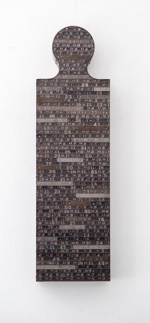 , 'Stand Tall,' 2019, George Billis Gallery