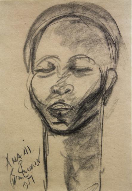 , 'Anani,' 1957, TAFETA
