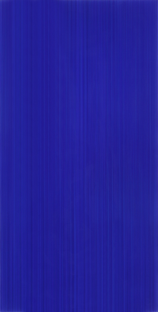 , 'Who Likes Blue?,' 2017, Hakgojae Gallery