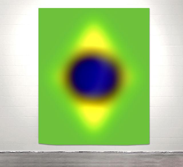 , 'Flag #27,' 2014, Bernhard Knaus Fine Art