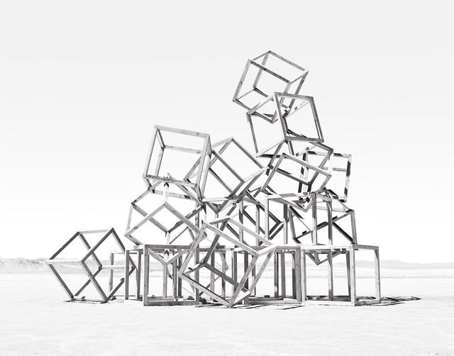 , 'Telluris III,' 2017, Galerie Les filles du calvaire