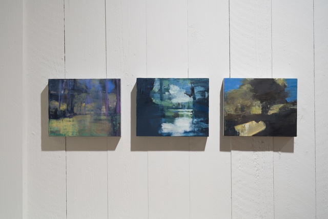 Pippa Blake, 'Wetland LA', 2021, Painting, Oil on panel, Candida Stevens Gallery