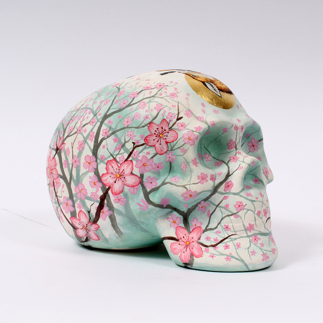 Joe Vollan, 'Sugatory Skullpture', 2017, Benjaman Gallery Group