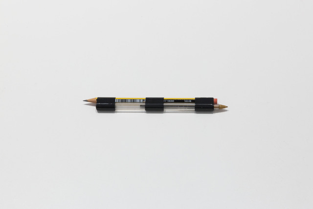 , 'Pen and pencil,' 2015, Carroll / Fletcher