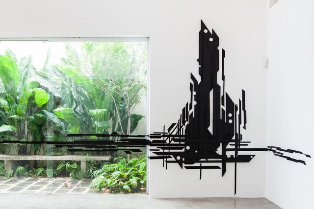 , 'Installation at Zipper Galeria,' 2014, Zipper Galeria