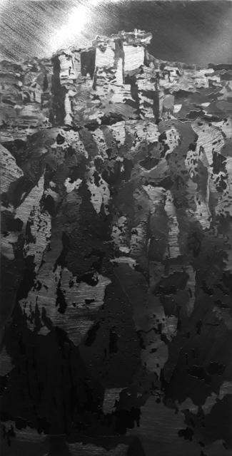, 'Bandelier Ashrock Caves,' 2010, William Siegal Gallery