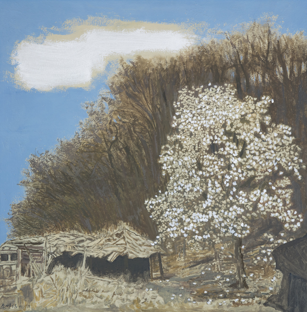 Jang Sup Son, 'The Old Woman Left, But Spring Returned Once Again', 2009, Hakgojae Gallery