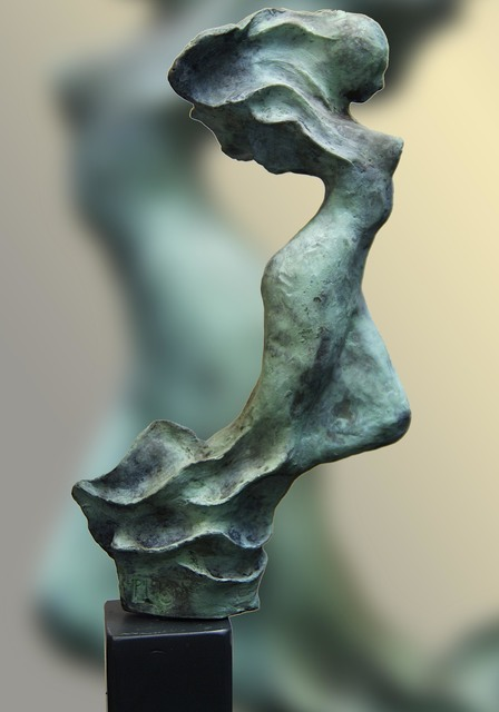 Peter Ijsseldijk, 'Angie', 2016, Sculpture, Bronze, Tiny's Galerie