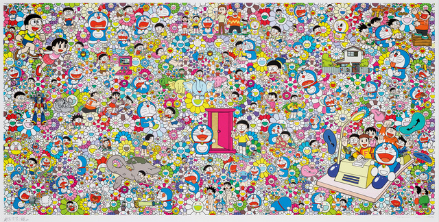 Takashi Murakami, 'That Sounds Good, I Hope You Can Do That', 2019, Phillips
