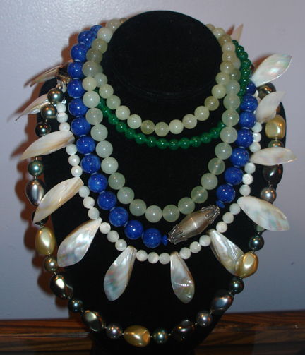 , 'Selection of Assorted Necklaces by Margaret,' , Zenith Gallery