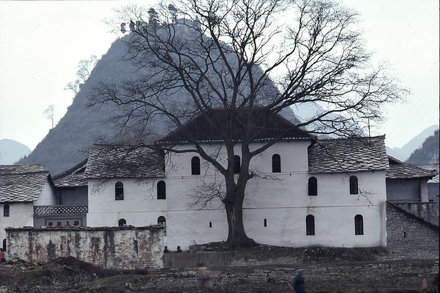 , 'Black Mountain,White wall,' 1986, Da Xiang Art Space