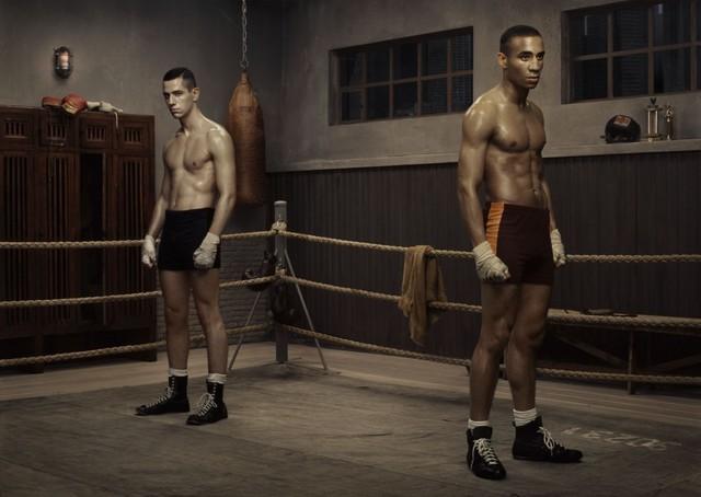 Erwin Olaf, 'The boxing school. Hope', 2005, Espacio Mínimo