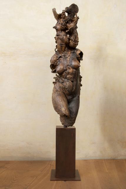 , 'Sin Título VI,' 2004, Terreno Baldío