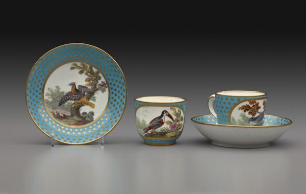 Sèvres Porcelain Manufactory, 'Tea Service', 1767, The Frick Collection