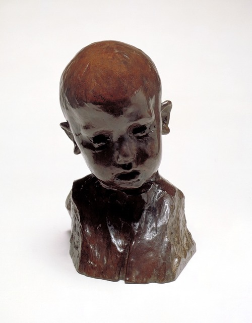 Constantin Brâncuși, 'Bust of a Boy (Buste d'enfant)', 1906, Nasher Sculpture Center
