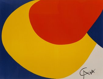 Untitled, from Flying Colors (three works)