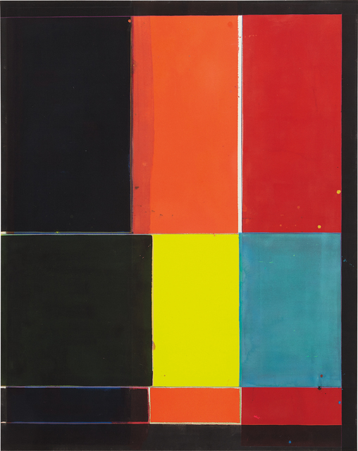 Matt Connors, 'Second Pitch - Shift', 2015, Phillips