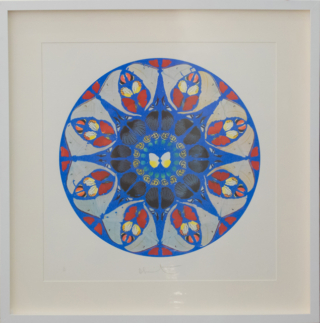 , 'Psalm - Deus, Deus Meus - DIAMOND,' 2010, Opera Gallery