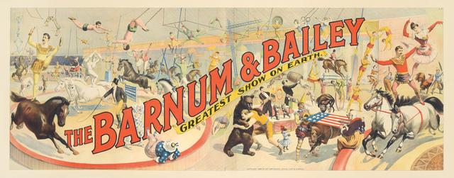 , 'Barnum & Bailey / Greatest Show on Earth.,' 1894, Rennert's Gallery