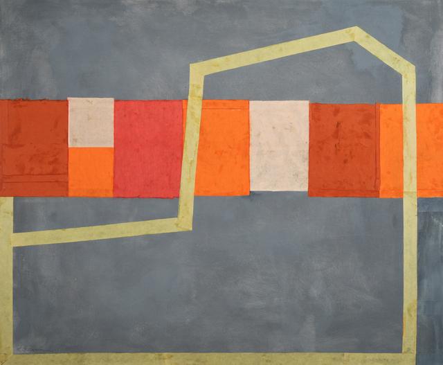 , 'Roomshare,' 2018, Carter Burden Gallery