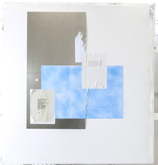 , 'Untitled,' 2015, Silberkuppe