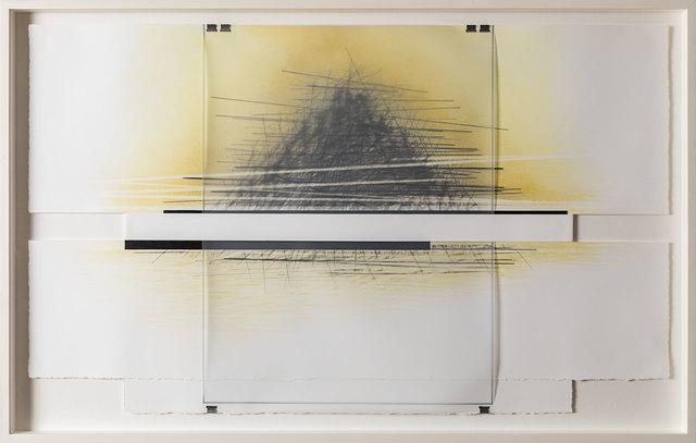 Ann Christopher, 'Following Lines 2', 2016, Rosenberg & Co.