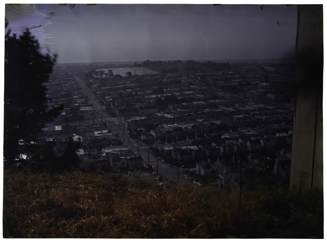 , 'Funston at Cascade,' 2013, Haines Gallery