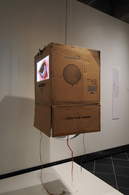 , 'God's Eye,' 2011, Cantor Fitzgerald Gallery, Haverford College